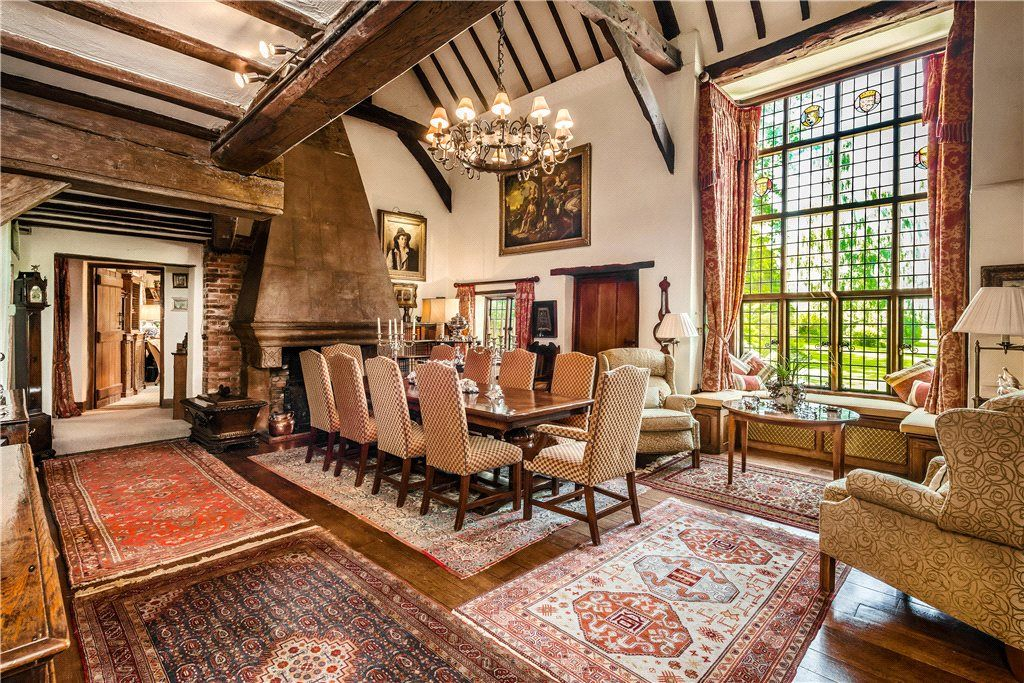 Trumpet Hill Road Reigate  House For Sale With Strutt & Parker Adorable Dining Rooms Reigate Inspiration