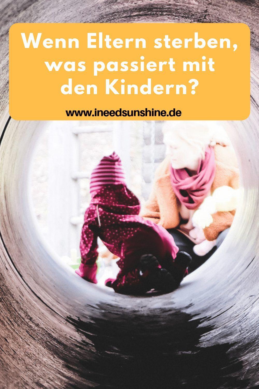 Wenn Eltern sterben, was passiert mit den Kindern? #zimmerkleineinrichten