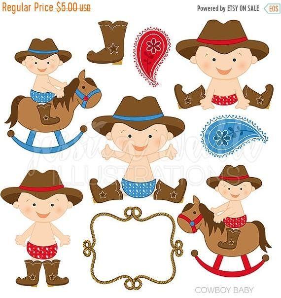 cowboy baby boy cute digital clipart cowboy clip art cowboy rh pinterest es baby shower cowboy clipart free baby cowboy clipart