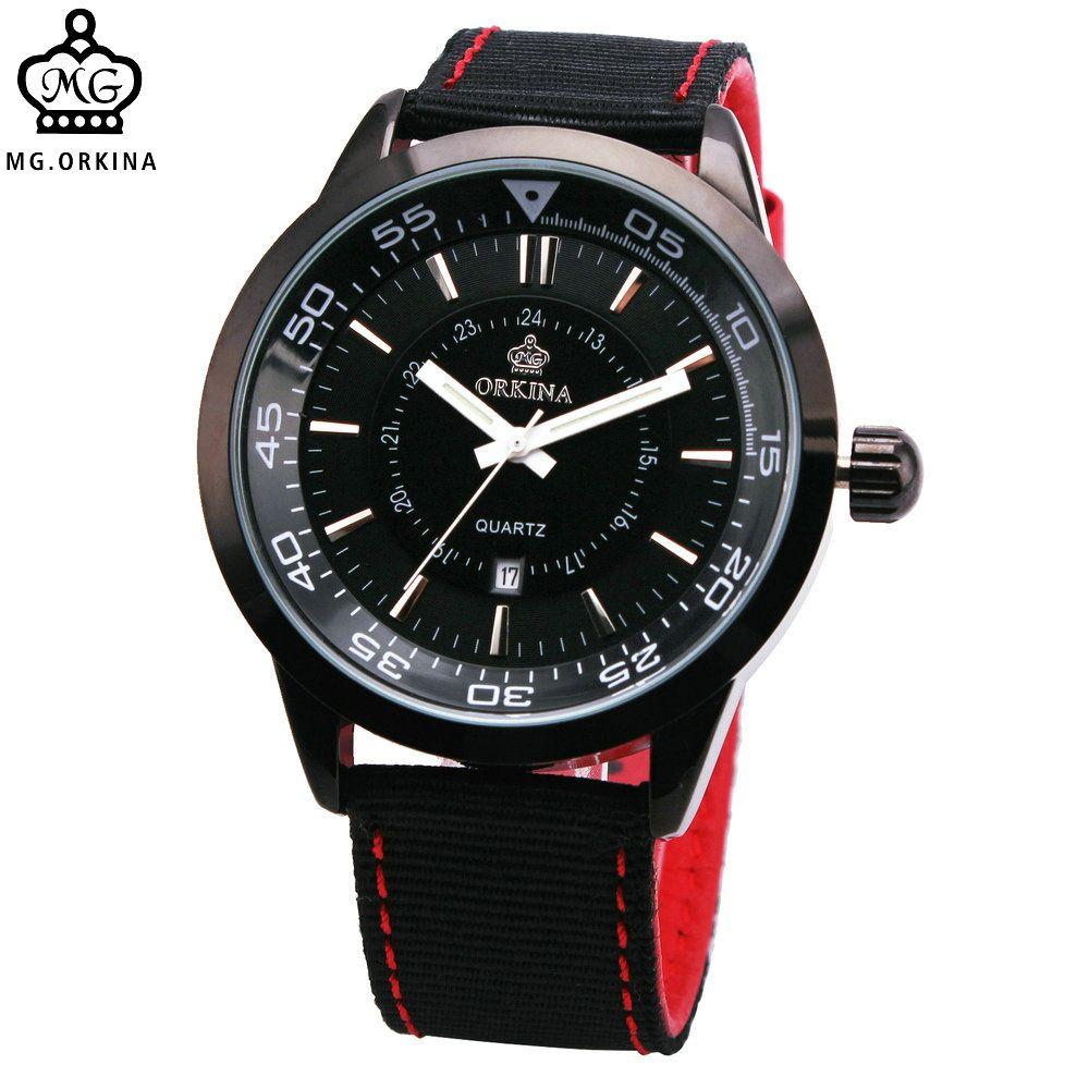 $19.99 (Buy here: https://alitems.com/g/1e8d114494ebda23ff8b16525dc3e8/?i=5&ulp=https%3A%2F%2Fwww.aliexpress.com%2Fitem%2FSporty-Outdoor-Men-s-Casual-Quartz-Wrist-Watch-Black-tone-Canvas-Strap-Round-Dial-with-Calendar%2F32668793024.html ) Sporty Outdoor Men's Casual Quartz Wrist Watch Black-tone Canvas Strap Round Dial with Calendar Sub-dial&Practical Luminous Hand for just $19.99