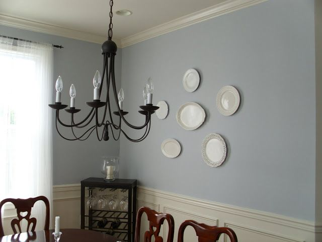 Benjamin Moores Feather Gray Dining Room Colors Boys