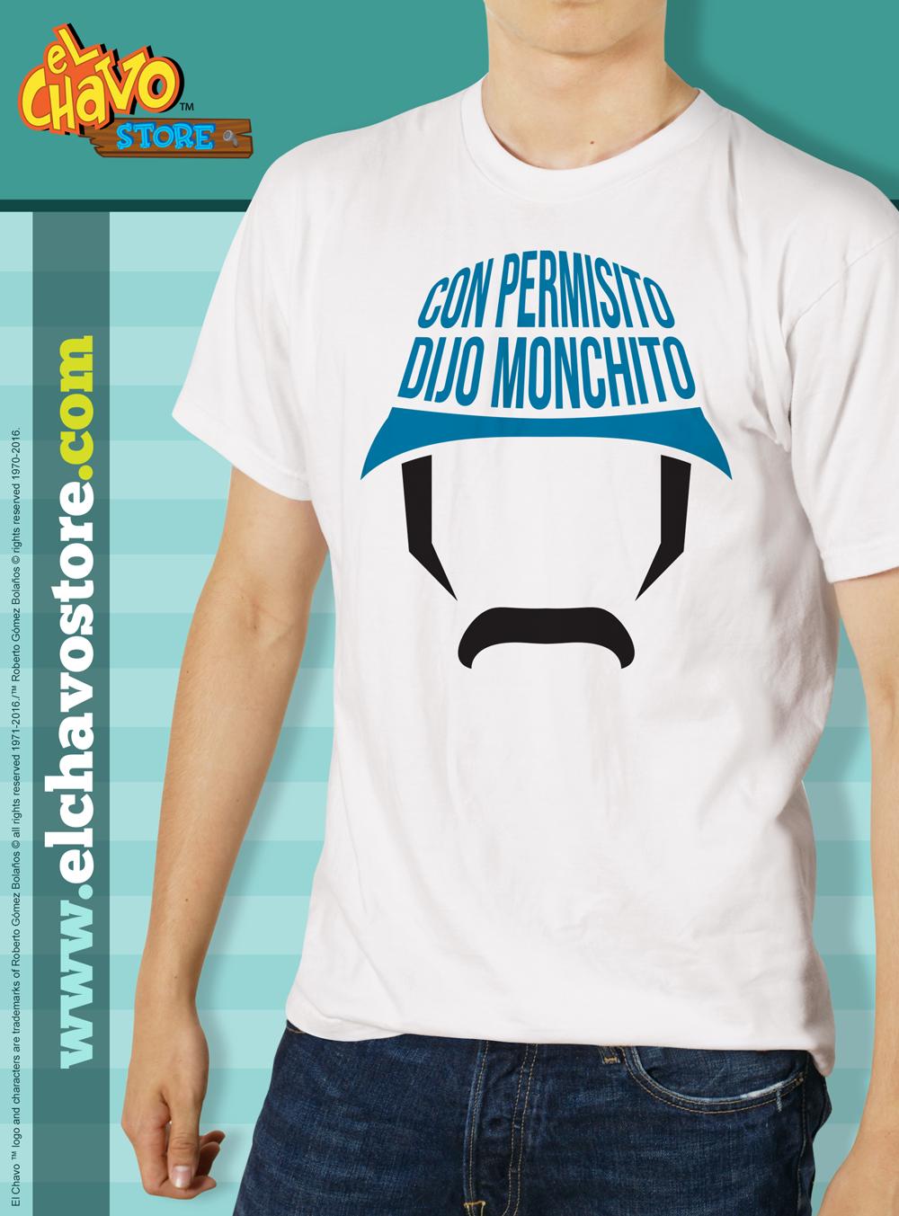 2aed3e11090eb Don Ramón T-Shirt