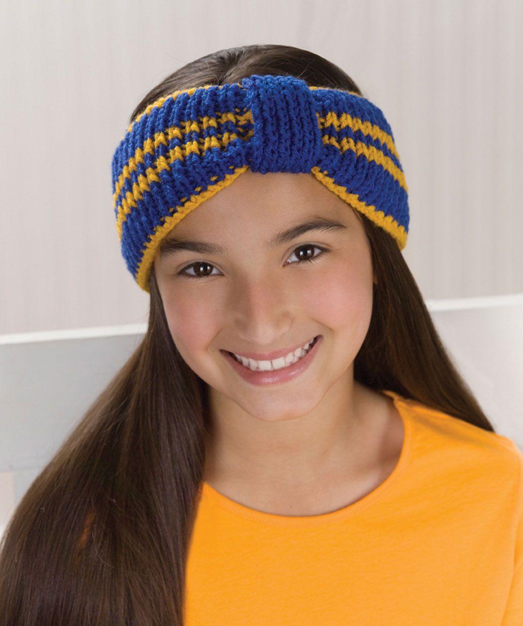 Sporty headband knit home hats scarfs mitts pinterest easy knitting sporty headband bankloansurffo Images