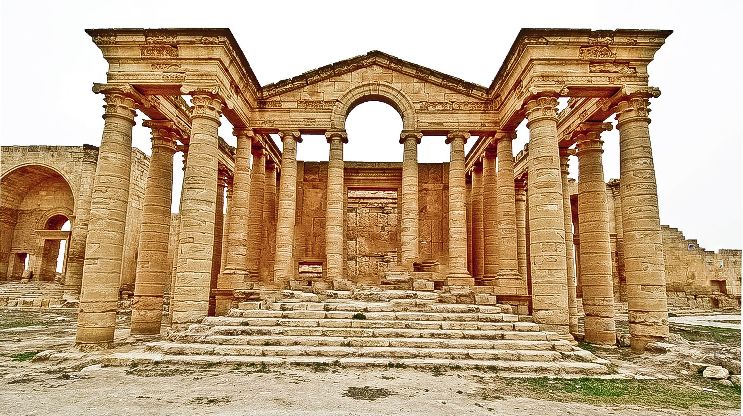 Mesopotamia: the architecture of the ancient civilization
