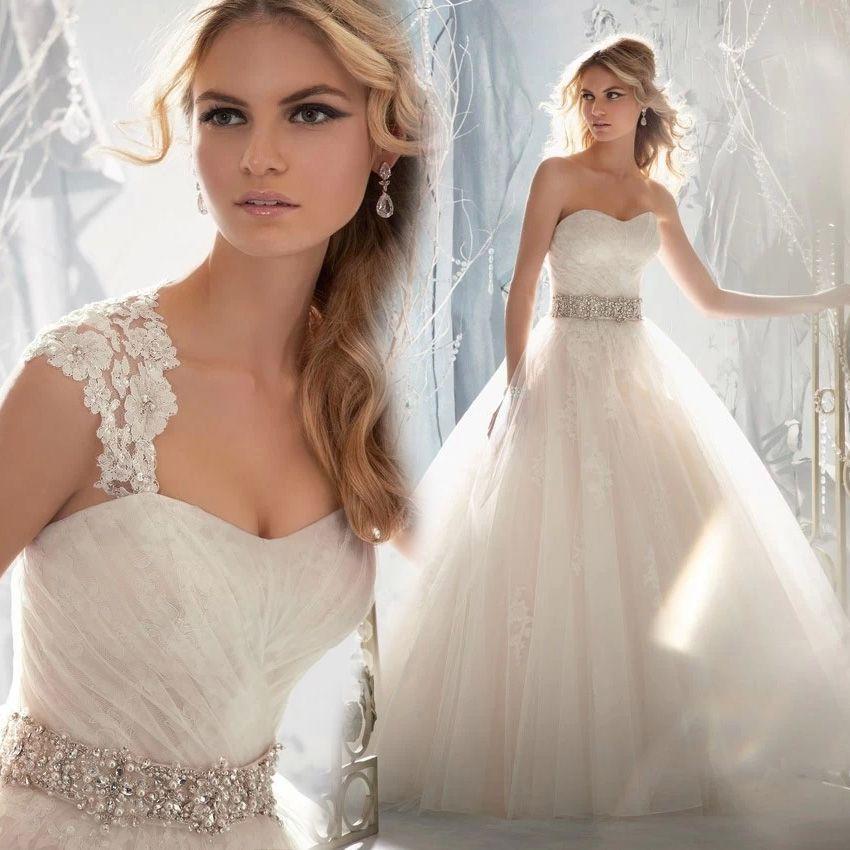 European Bridal Dresses