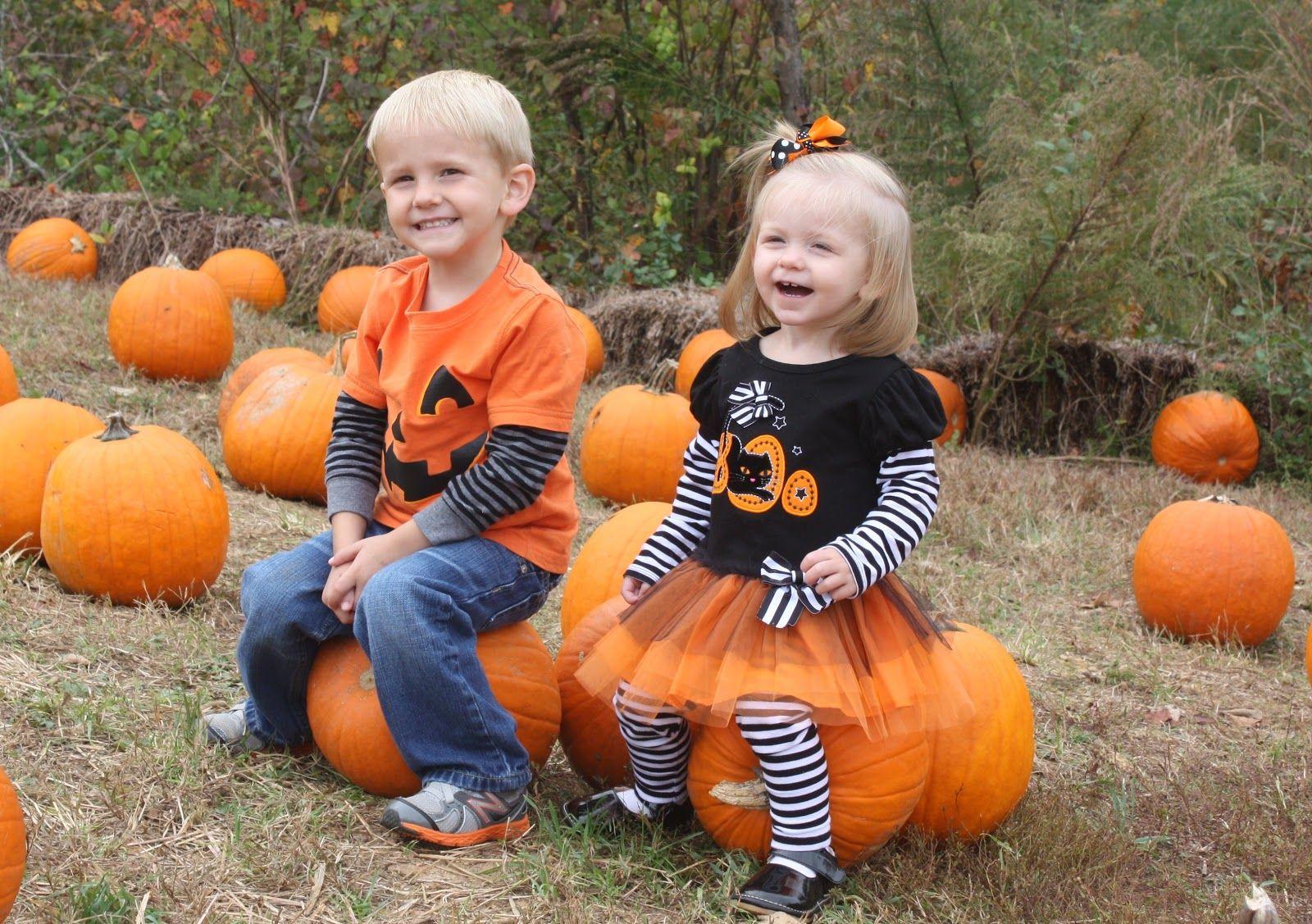 little farmer pumpkins | Cadle\'s Corner: My Little Pumpkins at the ...