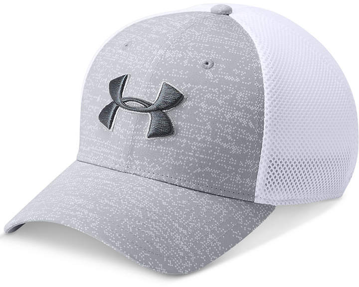 6884817b116 Under Armour Men s Classic Colorblocked Mesh Fitted Hat