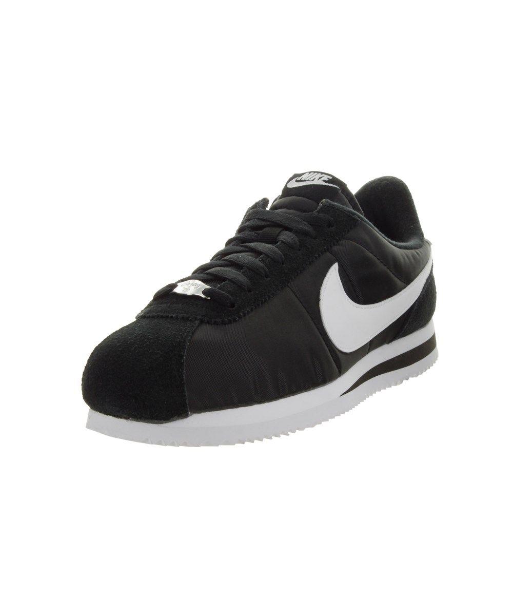 NIKE Nike Men'S Cortez Basic Nylon Casual Shoe'. #nike #shoes #sneakers