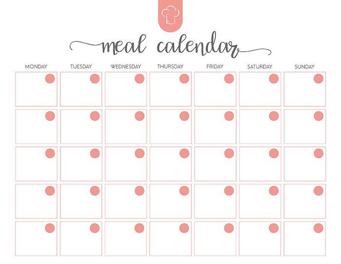 Календарь План К Похудению. Составляем план питания для похудения