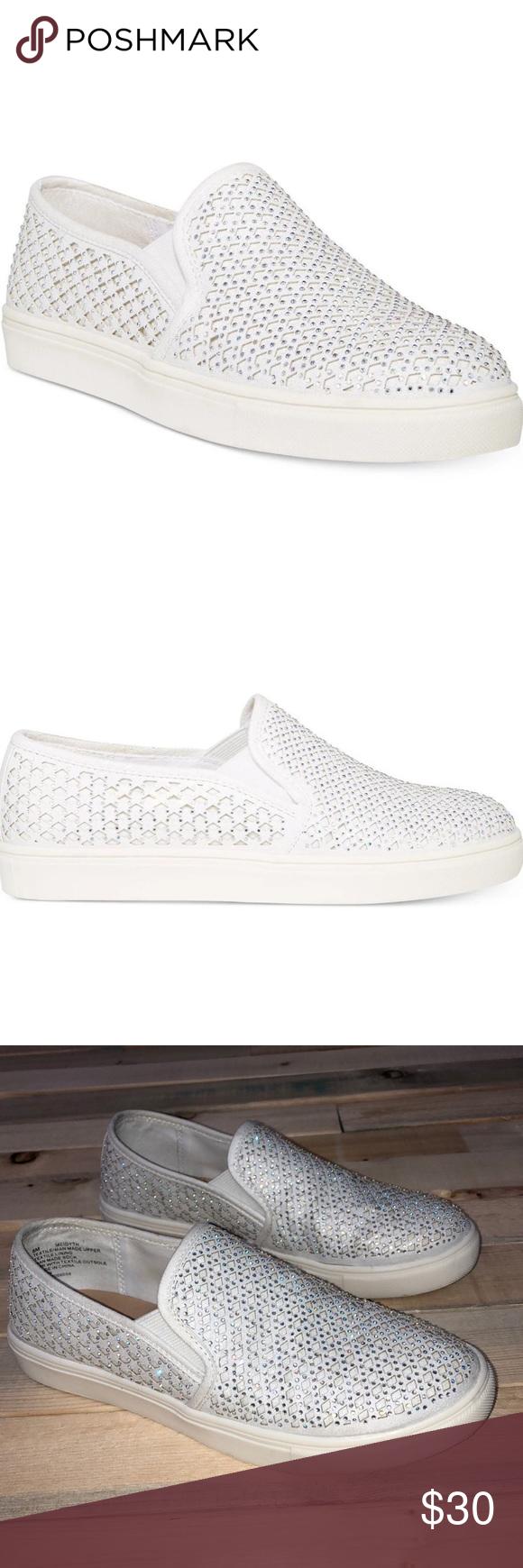 Material girl slip on sneakers | Girls