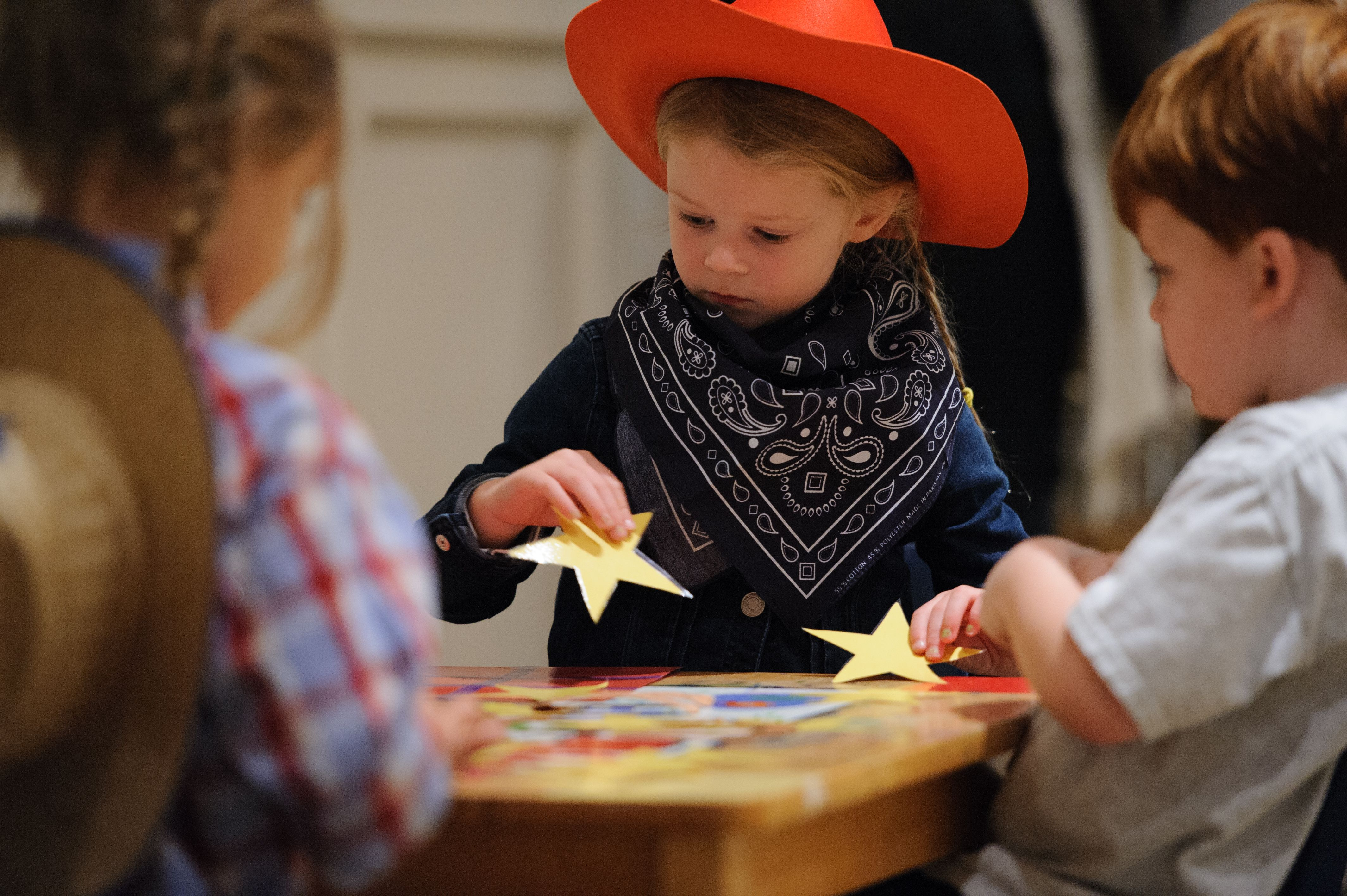 Wild West Day At The Preschool