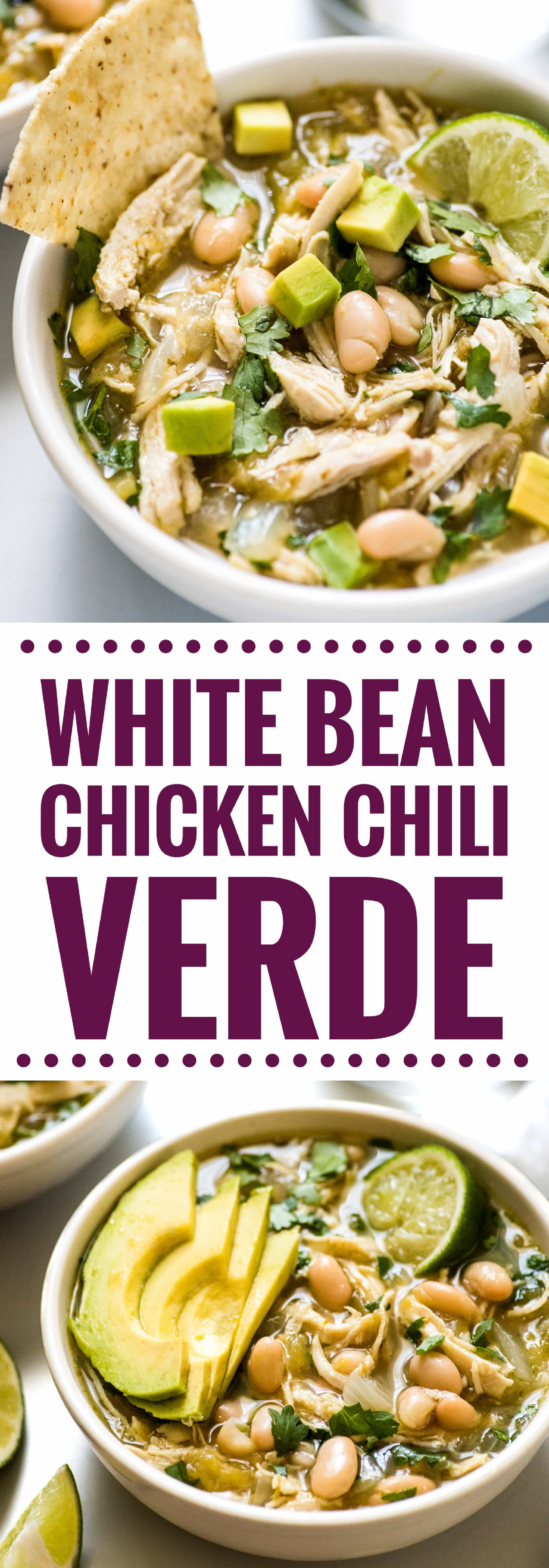 Green Chicken Chili Recipe Easy Healthy Isabel Eats Recipe Chicken Chili Verde Chicken Chili Recipe Easy Chili Recipe Easy