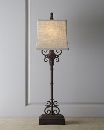 Monterrey Buffet Lamp at Horchow Light Fixtures Pinterest