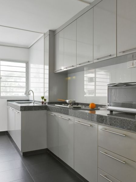 Dry wet kitchen hdb google search home kitchen for Kitchen ideas singapore
