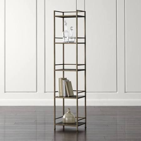 rack contemporary van bookcase marble sconce in shelves different brass sorts