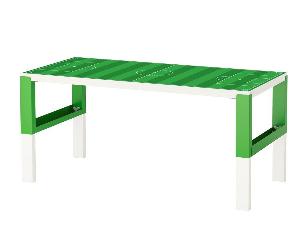 Kinderschreibtisch ikea  TippKick IKEA Hack zur EM 2016 - Jetzt ansehen! | Ikea hack