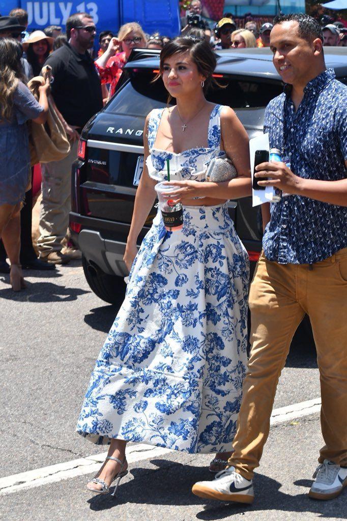 June 30: Selena Gomez at the Hotel Transylvania 3 Movie ...