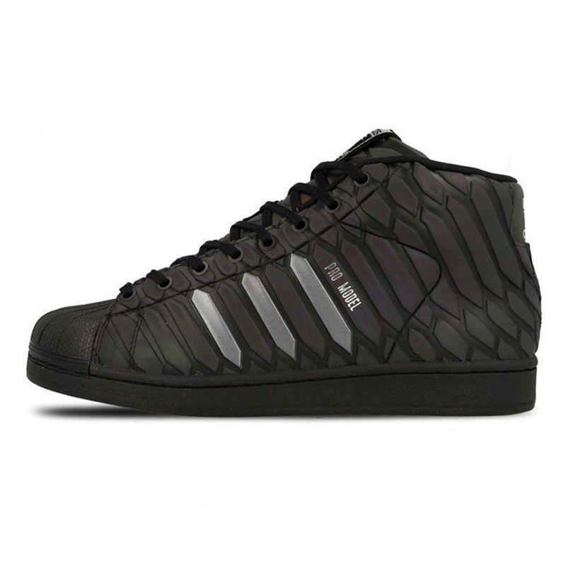 cheaper 17773 7b2df Plus vendu Homme Adidas Pro Model XENO REFLECTIVE Noir Q
