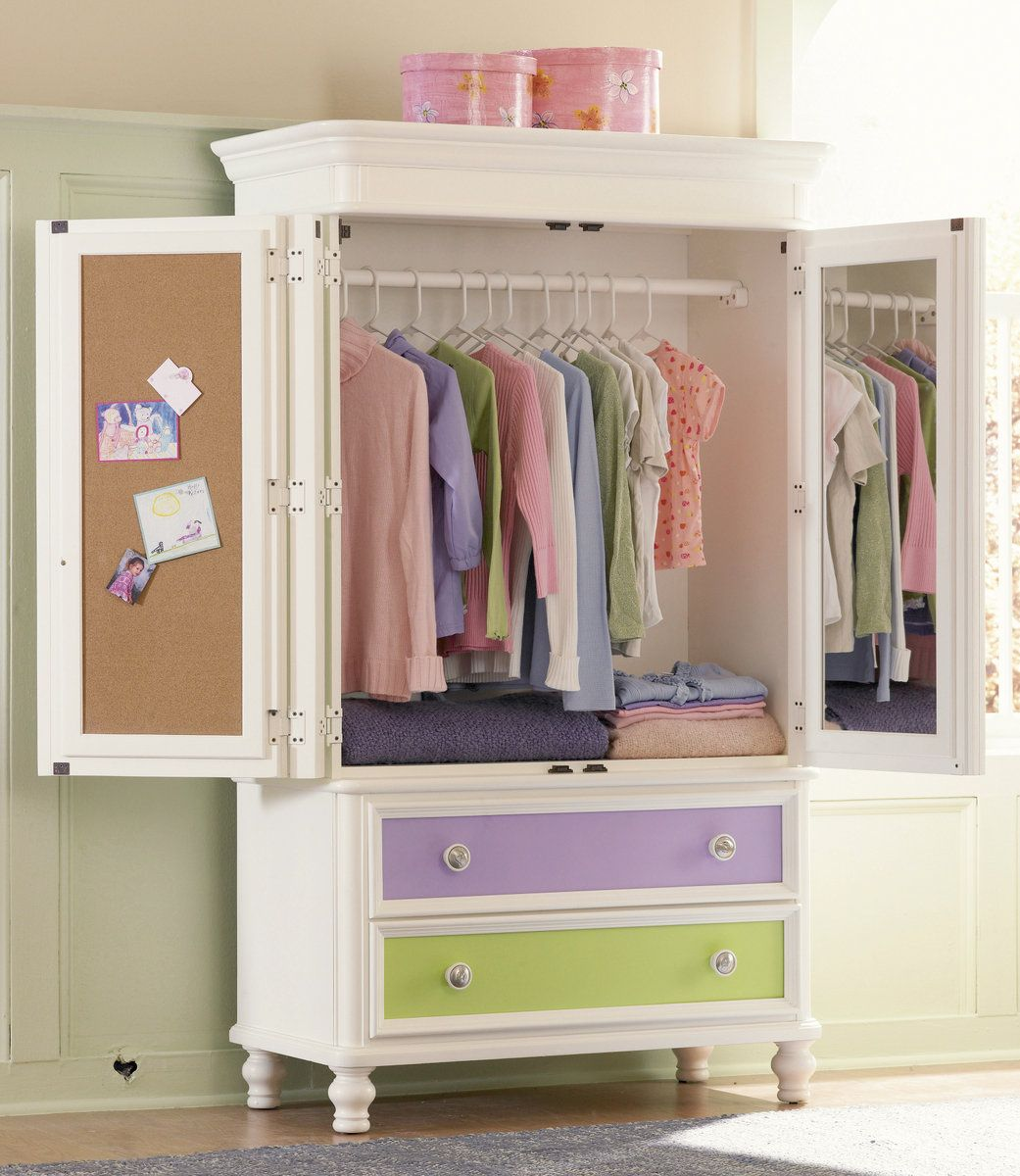 Youth bedroom pawsitively yours armoire armoire