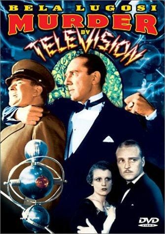 1935:  June Collyer, George Meeker and Bela Lugosi in 'Murder By Television,