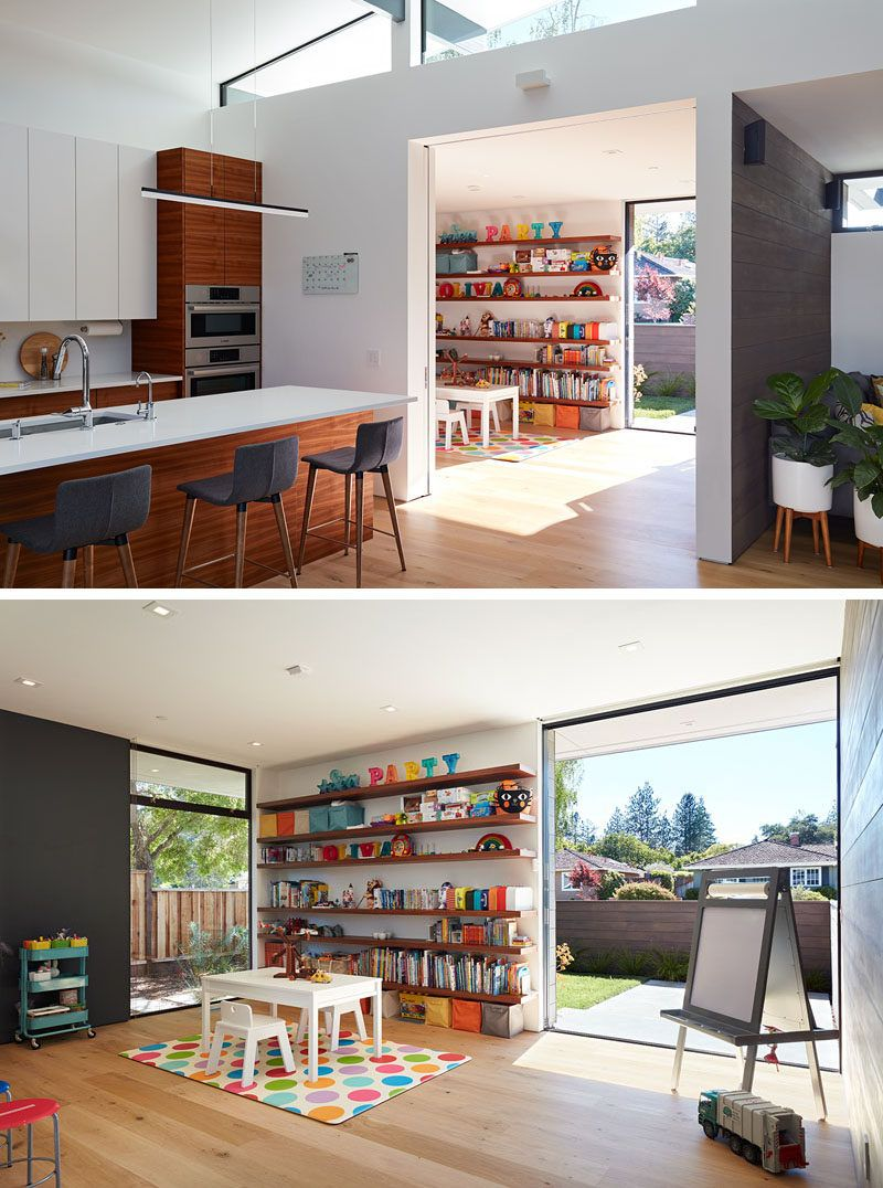 This New House Makes Use Of Outdoor Space To Extended The