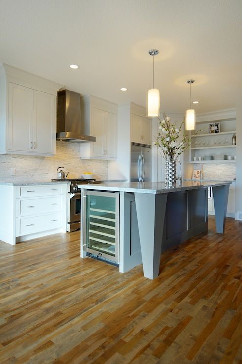 Best Veranda Interiors Kitchens Benjamin Moore Silver 400 x 300