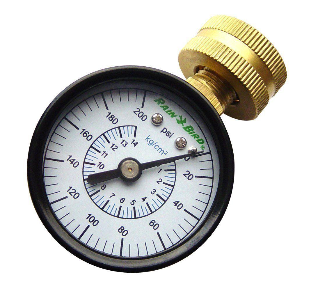 home depot outdoor faucet Water pressure gauge, Rain