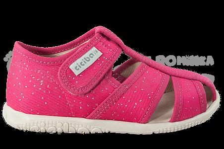 5816f0470e8b Moda děti - Domáca obuv Ciciban Fuxia 440 - detské oblečenie a obuv ...