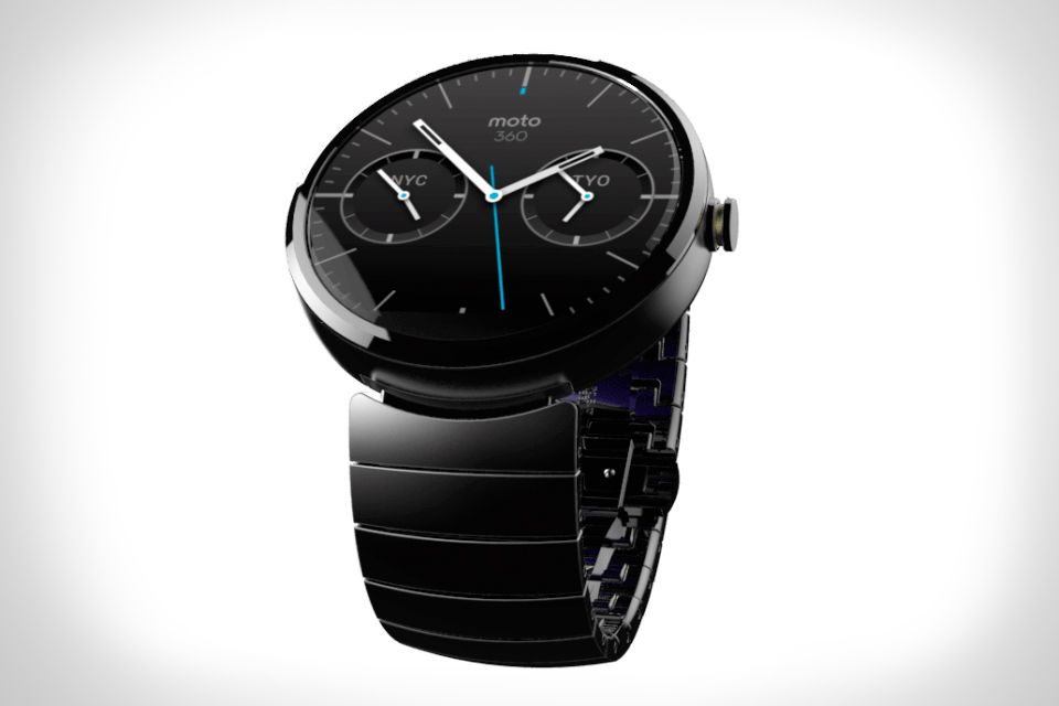 Moto 360 Watch   Style   Watches, Android wear, Smart watch