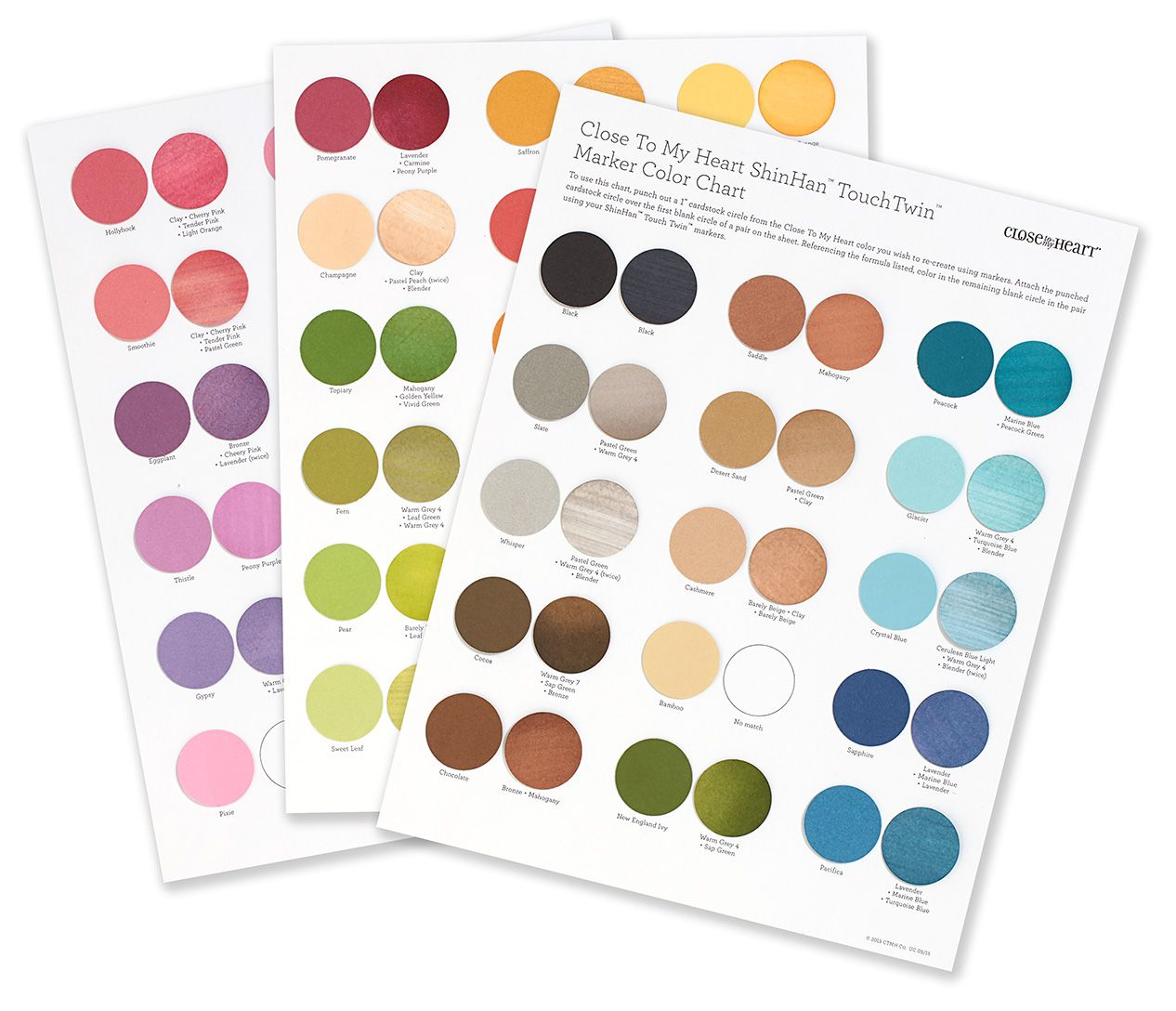 Ctmh marker color chart how to ever wondered how to create close ctmh marker color chart how to ever wondered how to create close to my hearts nvjuhfo Images