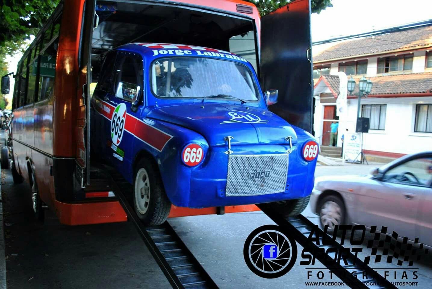 Modificación fiat 600 para carreras std, raicing competición, competition, sport cars, coches , fito, fitito