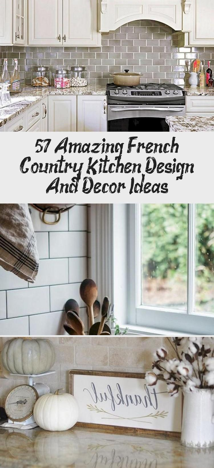 57+ Amazing French Country Kitchen Design And Decor Ideas - Kitchen Decor 57+ Amazing French Country Kitchen Des...#amazing #country #decor #design #french #ideas #kitchen