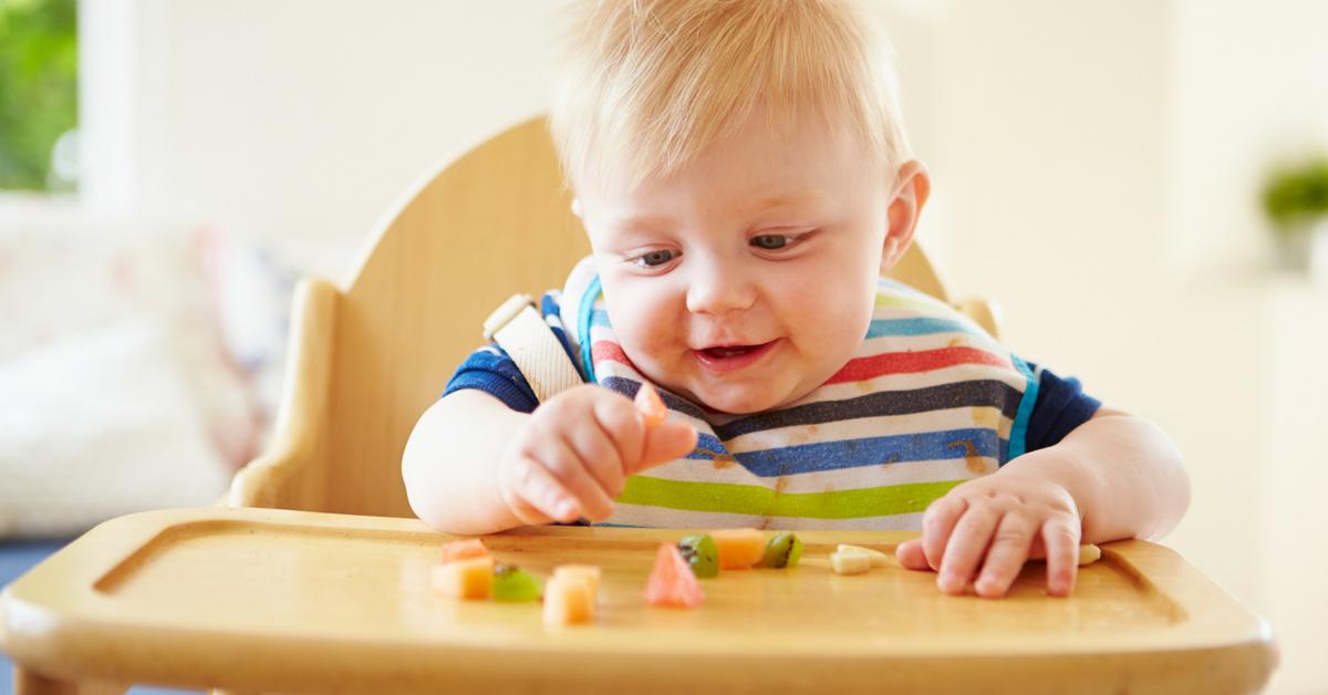 хүүхэд хооллох