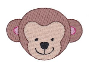 Cute animal faces craft ideas embroidery designs machine