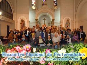 Argentina: Encuentro Nacional de Fraternidades