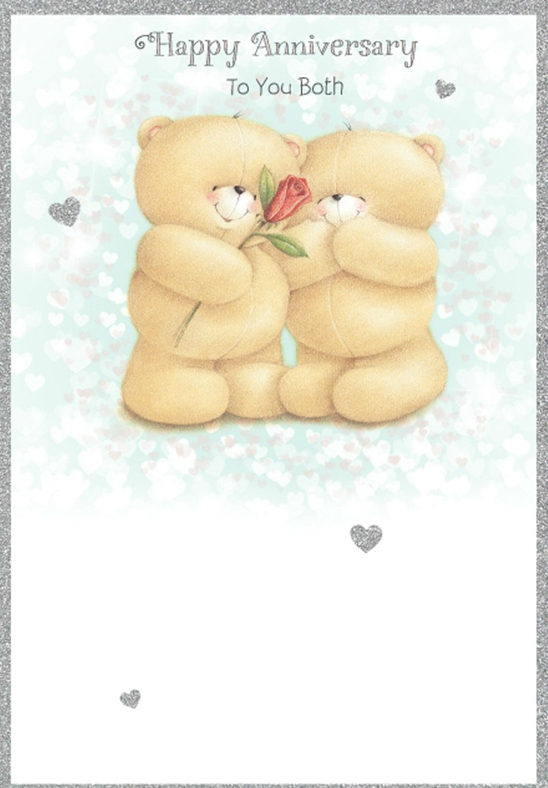 By Maria Elena Lopez Forever Friends Bear Friends Forever Friend Anniversary