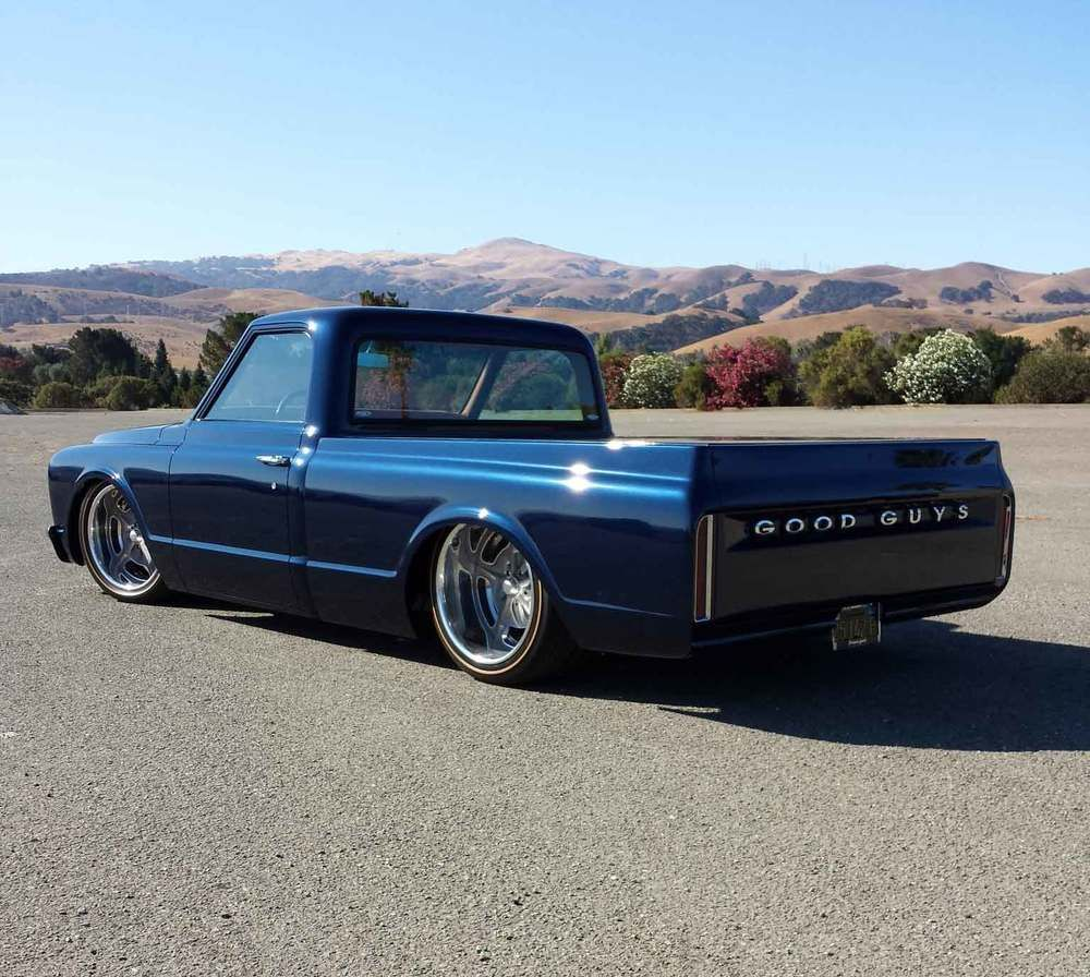 Lmc Truck Chevy >> Pin By Lmc Truck On Goodguys Giveaway G 10 Pickup Trucks