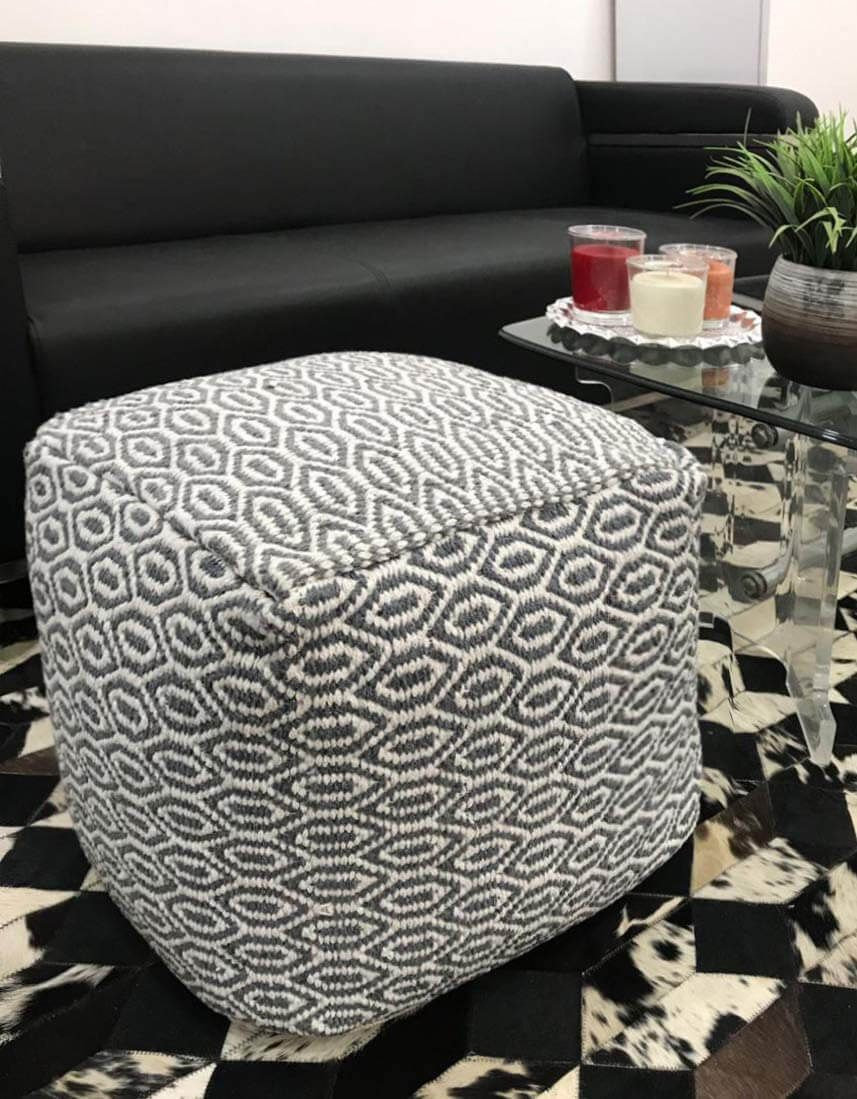 24 Trendy Hassocks And Ottomans To Make Your Room More Relaxing In 2020 Folding Storage Ottoman Ottoman Faux Leather Ottoman