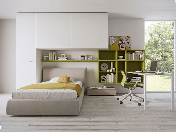 Camerette per ragazzi camerette da favola nel 2019 kids bedroom kids room e bedroom decor - Piccole camere da letto ...