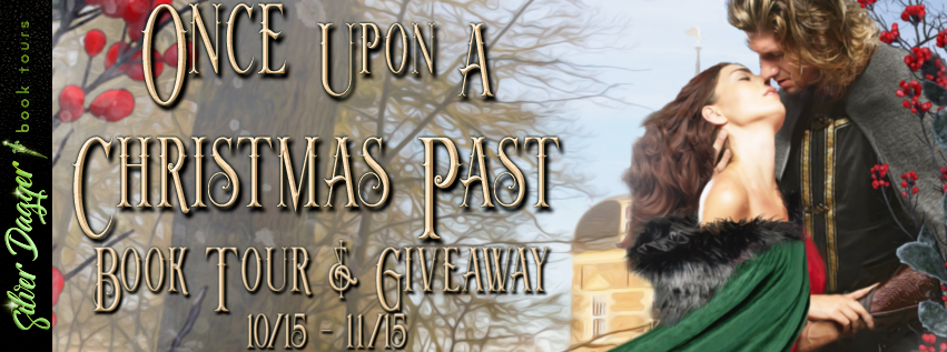Once Upon a Christmas Past #HolidayRomance #Historical @SDSXXTours