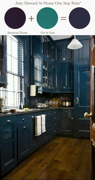 Is Mixing Kitchen Cabinet Finishes Okay Or Not: Kitchen Cabinets -www.amyhowardathome.com