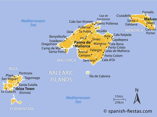 Balearic Islands Travel Guide Have Dream Will Travel Pinterest