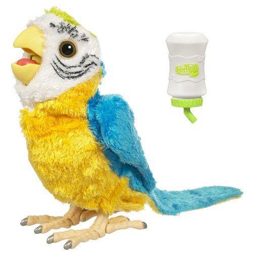 FurReal Newborn Baby McCaw Parrot Fur Real Friends http