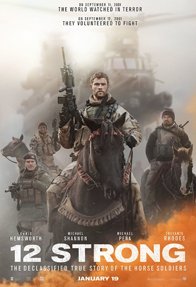 Coming Soon Top Rated Movies 12 Strong 2018 Coming Soon