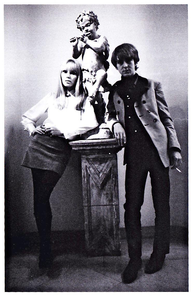 AMANDA LEAR u0026 TARA BROWNE 1966
