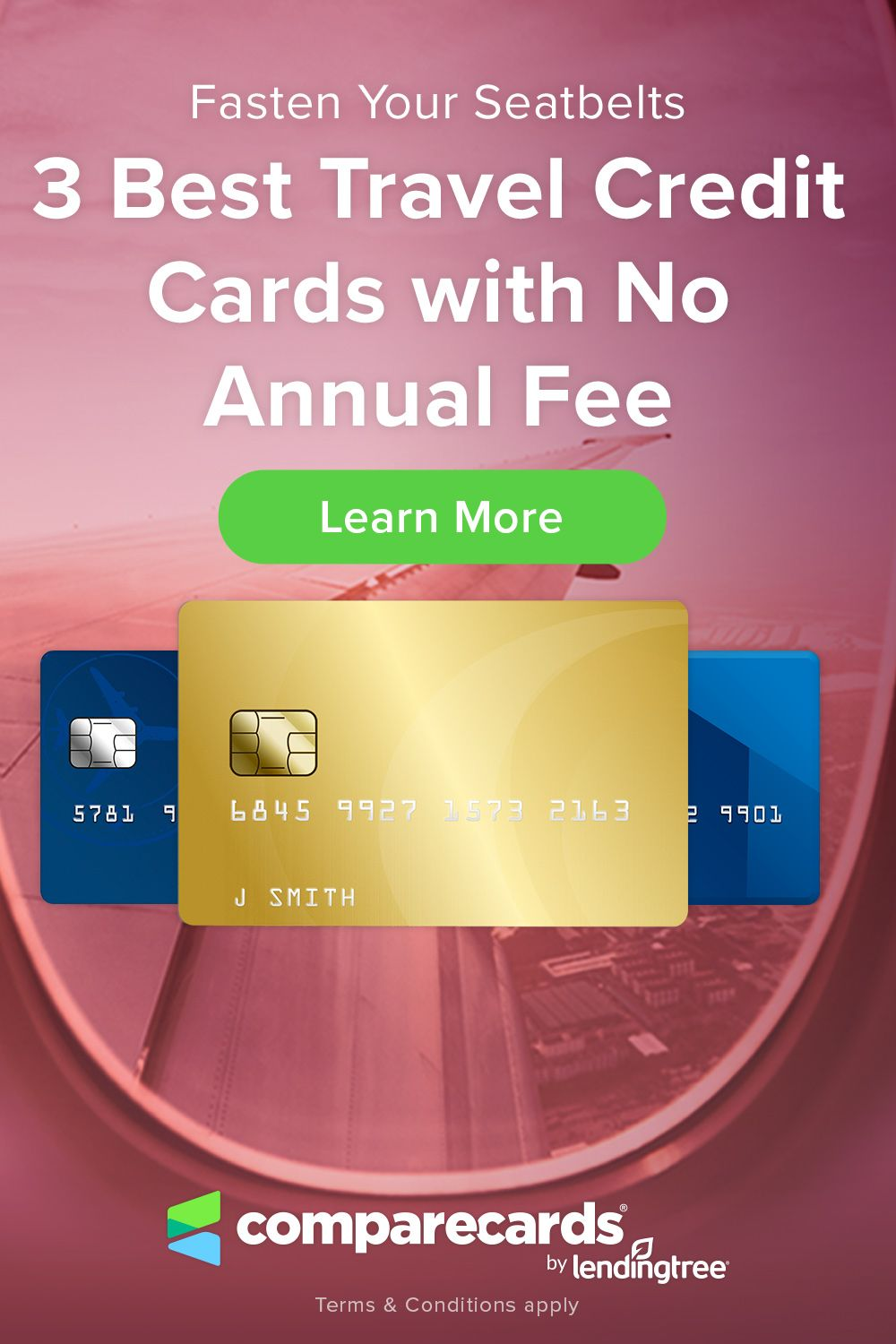 Best travel credit cards with no annual fee travel