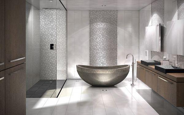 Aménager une salle de bains  Exemples à suivre
