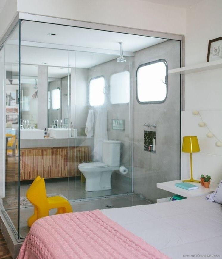 Bathroom Modern Industrial Urbana Casa Industrial Room