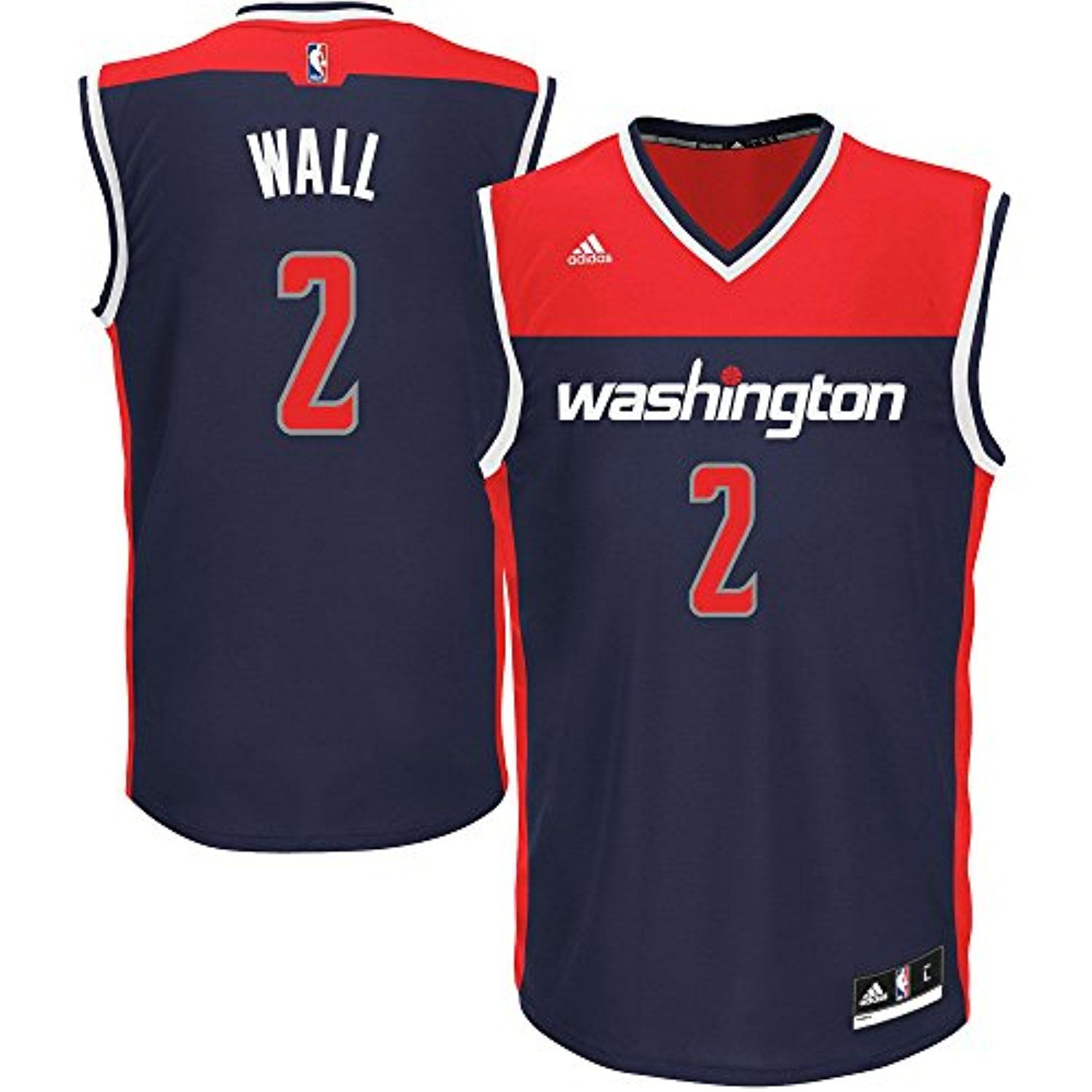 John Wall Washington Wizards Kids Adidas Navy Replica Jersey    Check out  this great product. (This is an affiliate link)  Shirts 1c271f41c