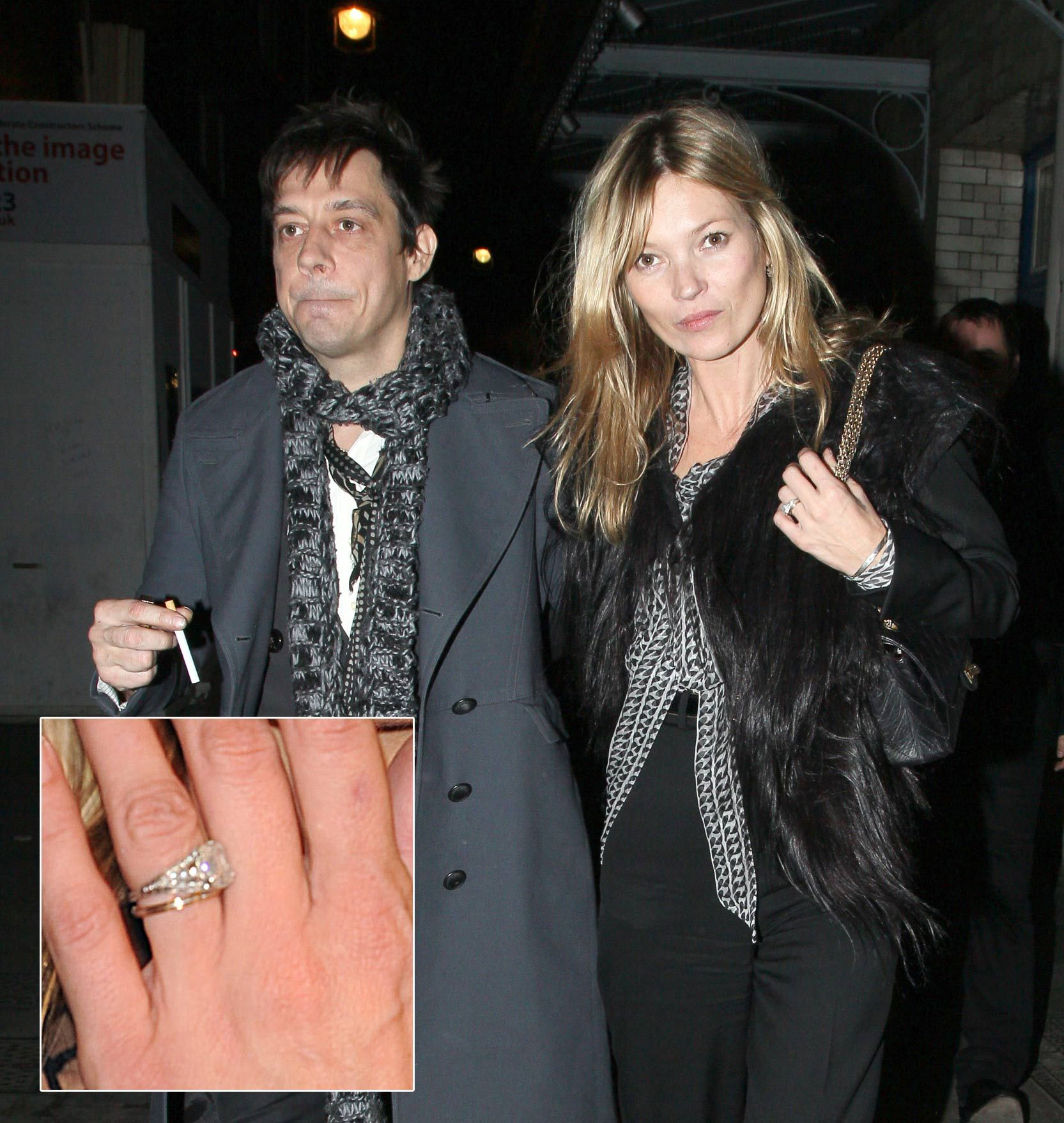 Kate Moss wedding ring set Wedding Pinterest Kate moss Ring